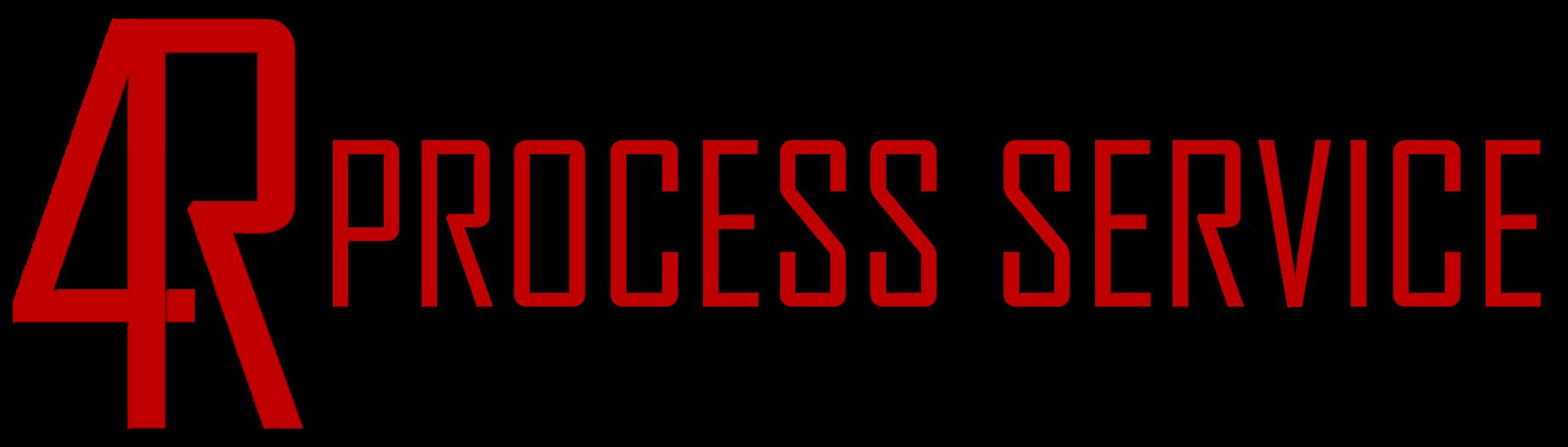 4R Process Service